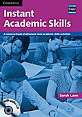 Instant Academic Skills. Book with Audio-CD