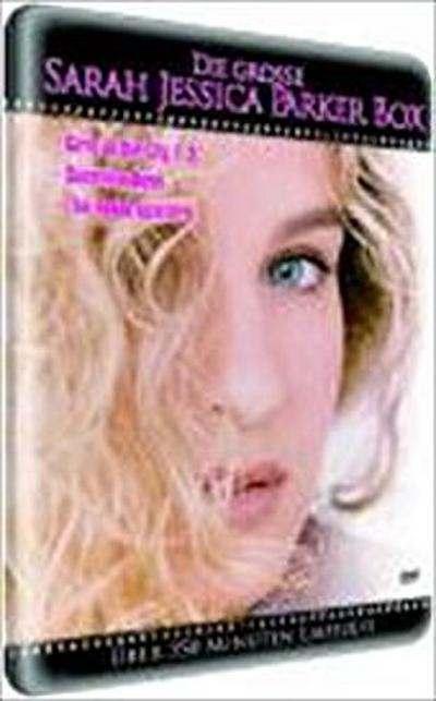 Sarah Jessica Parker Box (Metallbox-Edition) [2 DVDs] - HMH Hamburger Medien Haus - DVD, Deutsch, Sarah J. Parker, Girls in the City 1-3; Sunshine Boys; The Room Upstairs, Girls in the City 1-3; Sunshine Boys; The Room Upstairs
