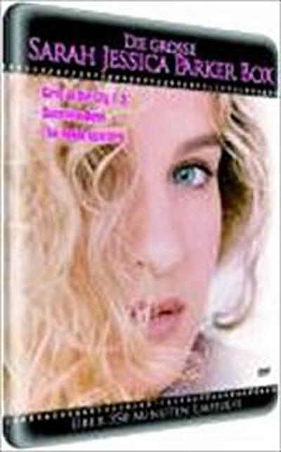 Sarah Jessica Parker Box (Metallbox-Edition) [2 DVDs] - HMH Hamburger Medien Haus - DVD, Deutsch, Sarah J. Parker, Girls in the City 1-3; Sunshine Boys; The Room Upstairs, Girls in the City 1-3; Sunshine Boys; The Room Upstairs