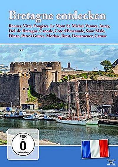 Bretagne entdecken