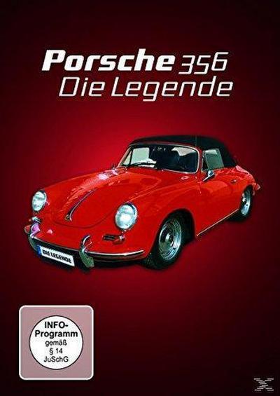 Porsche 356 - Die Legende