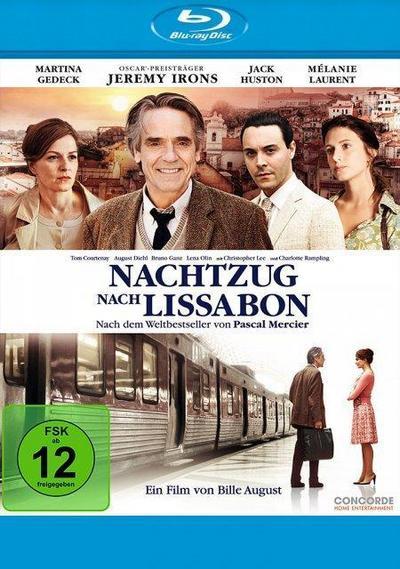 Nachtzug nach Lissabon [Blu-ray]