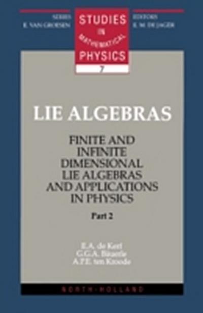 Lie Algebras, Part 2