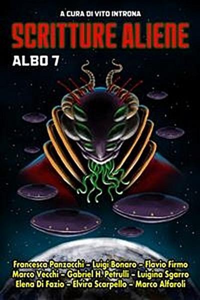 Scritture aliene albo 7
