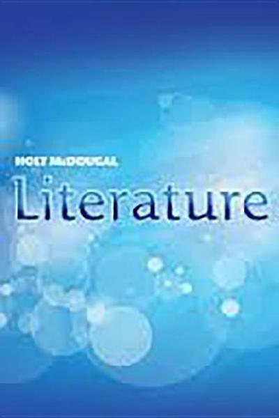 MCDOUGAL LITTELL LITERATURE CO