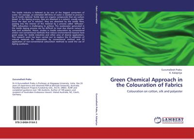 Green Chemical Approach in the Colouration of Fabrics