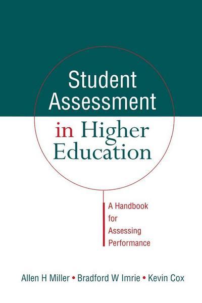 Student Assessment in Higher Education