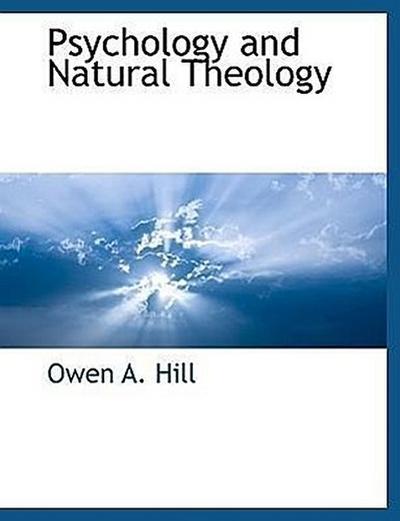 Psychology and Natural Theology
