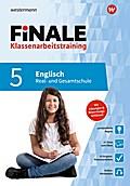 FiNALE Klassenarbeitstraining. Englisch 5