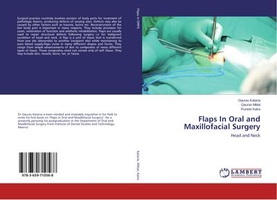 Flaps In Oral and Maxillofacial Surgery