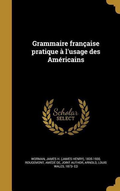 FRE-GRAMMAIRE FRANCAISE PRATIQ
