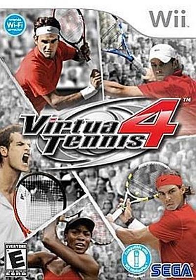 Virtua Tennis 4(street 5-10-11)