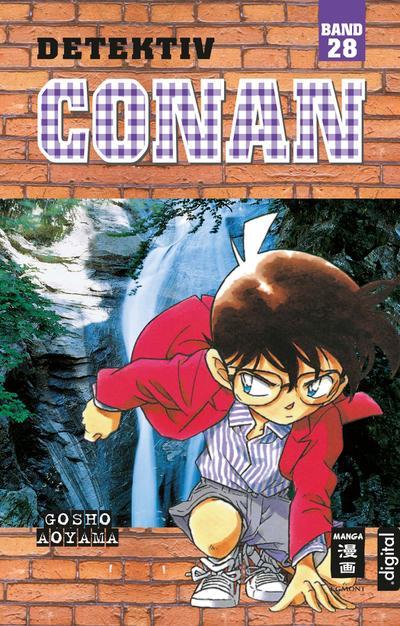 Detektiv Conan 28