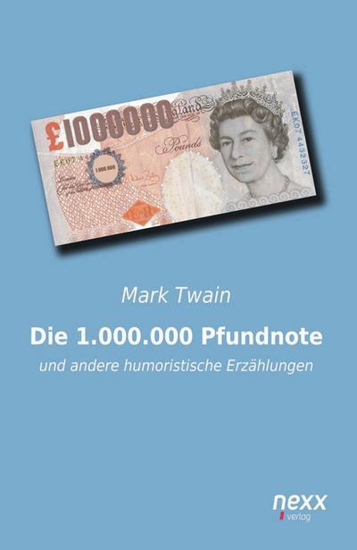 Die 1.000.000 Pfundnote