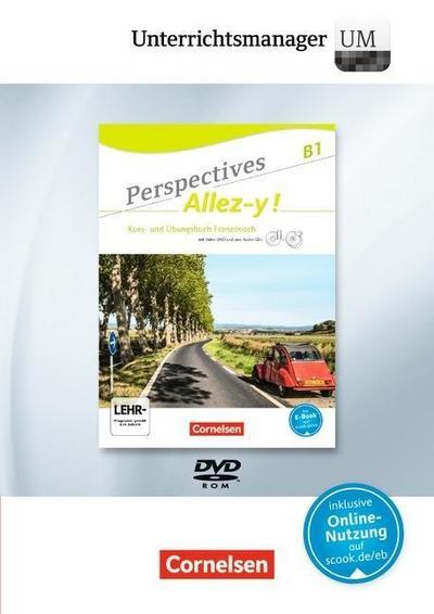 Perspectives - Allez-y ! B1 - Unterrichtsmanager