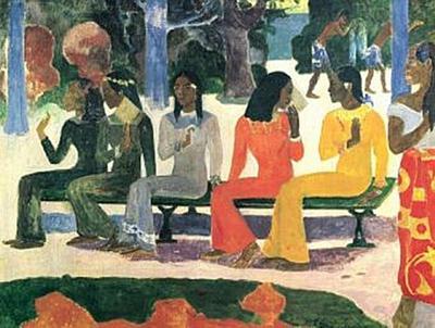 Paul Gauguin - Der Markt (Ta matete) - 200 Teile (Puzzle)