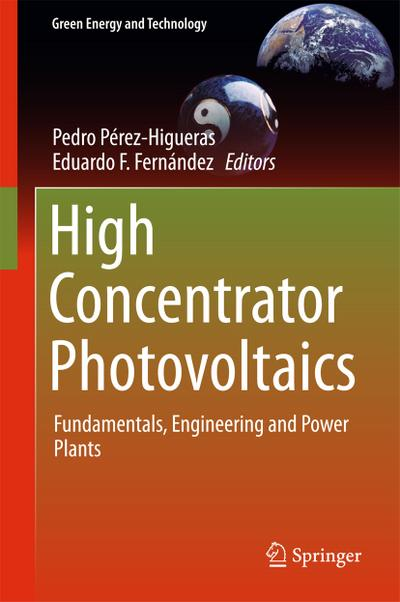 High Concentrator Photovoltaics