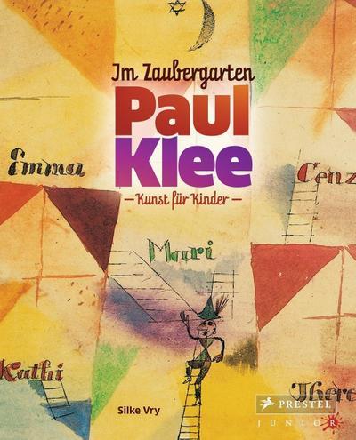 Im Zaubergarten - Paul Klee