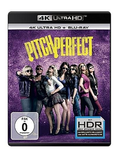 Pitch Perfect 4K, 1 UHD-Blu-ray