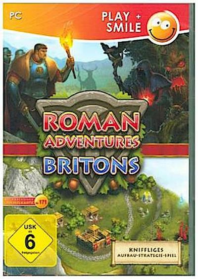 Roman Adventures: Britons, 1 DVD-ROM