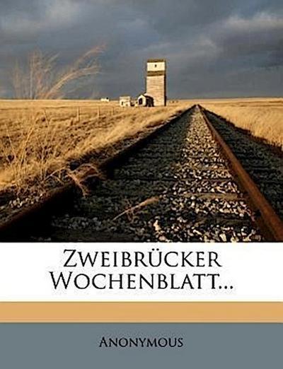 Zweibrücker Wochenblatt1823