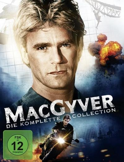 MacGyver - Die komplette Collection