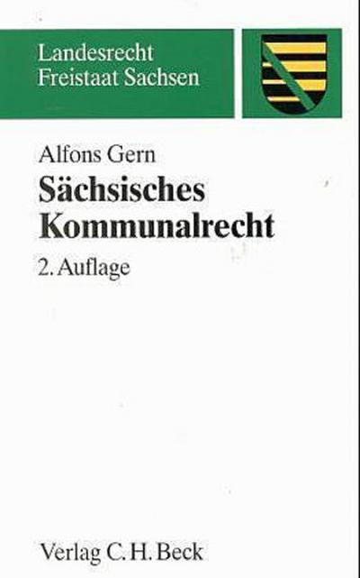 Sächsisches Kommunalrecht