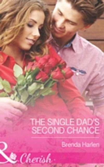 Single Dad's Second Chance (Mills & Boon Cherish) (Those Engaging Garretts!, Book 4)