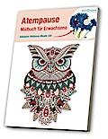 Malbuch für Erwachsene mit CD Atempause