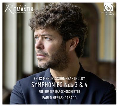 Sinfonien Nr. 3 & 4