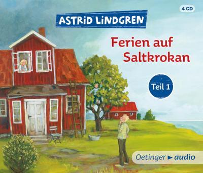 Ferien auf Saltkrokan Teil 1 (4 CD)