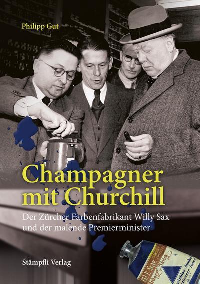 Champagner mit Churchill
