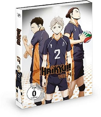 Haikyu!! 04. Episode 19-25