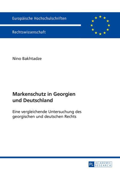 Markenschutz in Georgien und Deutschland
