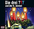 Die drei ???. Der 5. Advent (drei Fragezeichen) 3 CDs