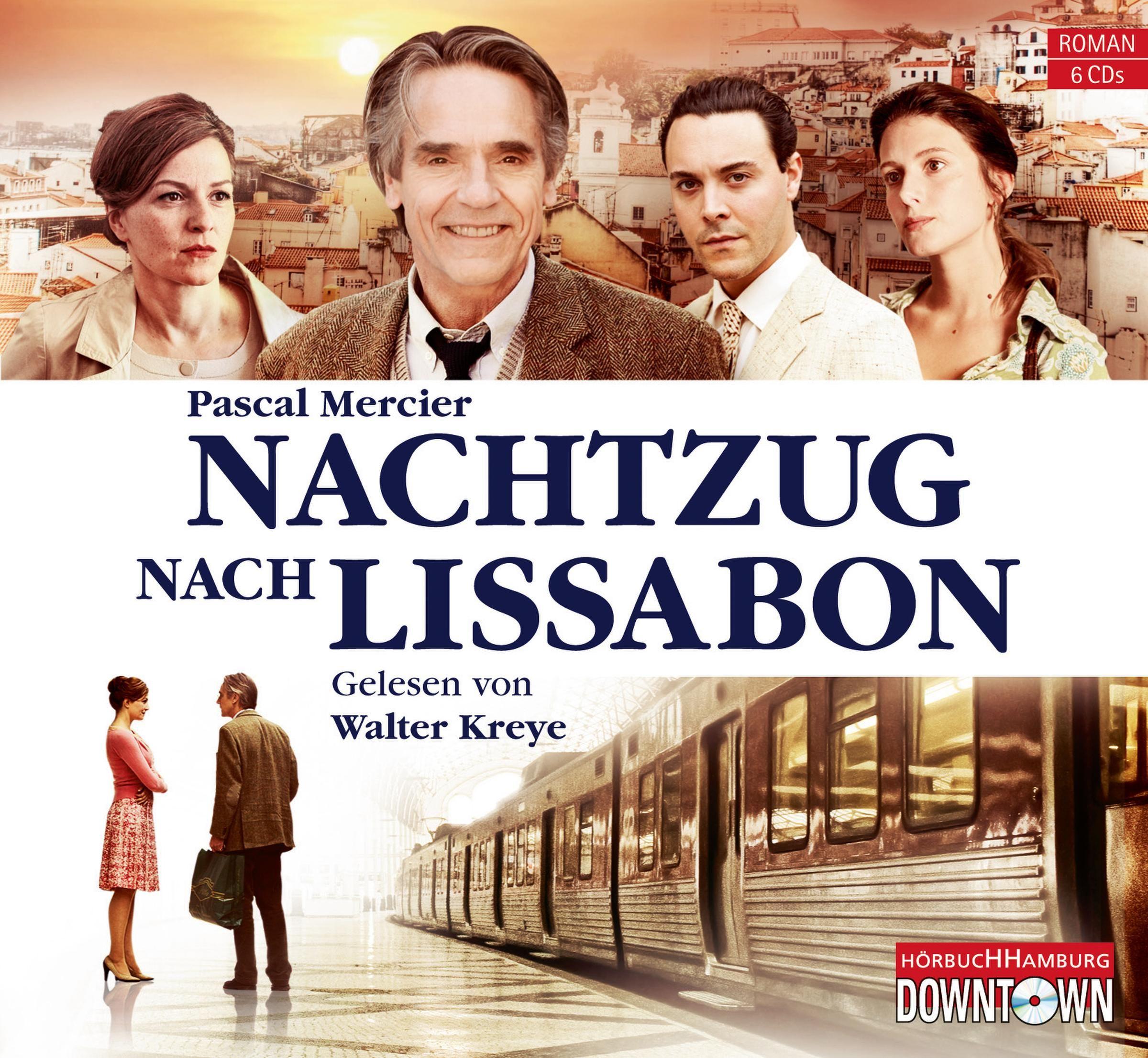Nachtzug nach Lissabon (Filmausgabe) Pascal Mercier