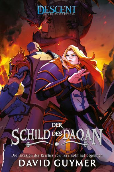 Descent - Die Reise ins Dunkel: Der Schild des Daqan