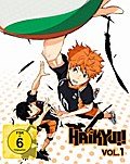 Haikyu!! Blu-ray 1 /Episode 01-06