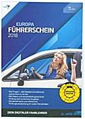 S.A.D. Europa Führerschein 2018, 1 DVD-ROM