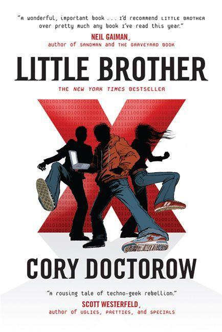 Little Brother, English Edition Cory Doctorow