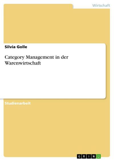 Category Management in der Warenwirtschaft