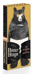 Bear Hugs Notecards