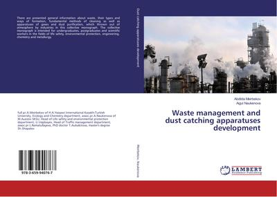 Waste management and dust catching apparatuses development