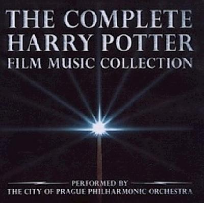The Complete Harry Potter Film Music Collection. Original Soundtrack