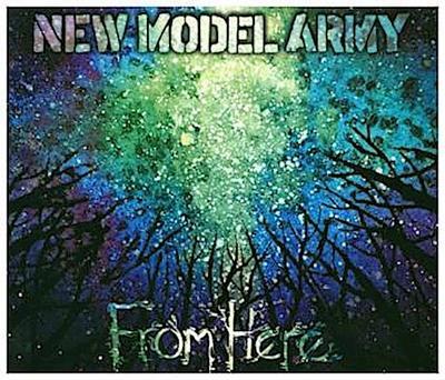 From Here (CD Hardcover Mediabook)