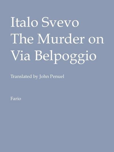 Murder on Via Belpoggio