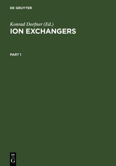Ion Exchangers
