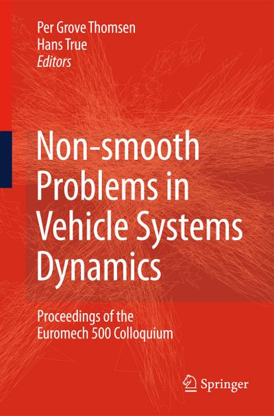Non-smooth Problems in Vehicle Systems Dynamics