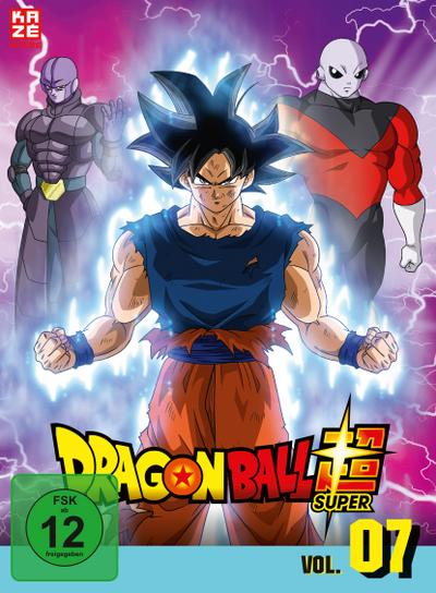 Dragon Ball Super - DVD Box 7 - 5.Arc: Universum-Turnier (3 DVDs) - Episoden 96-112