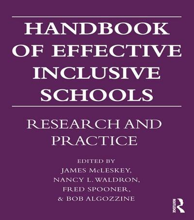 Handbook of Effective Inclusive Schools